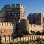 اسوار القسطنطينية