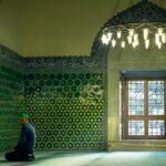 المسجد الاخضر بورصة