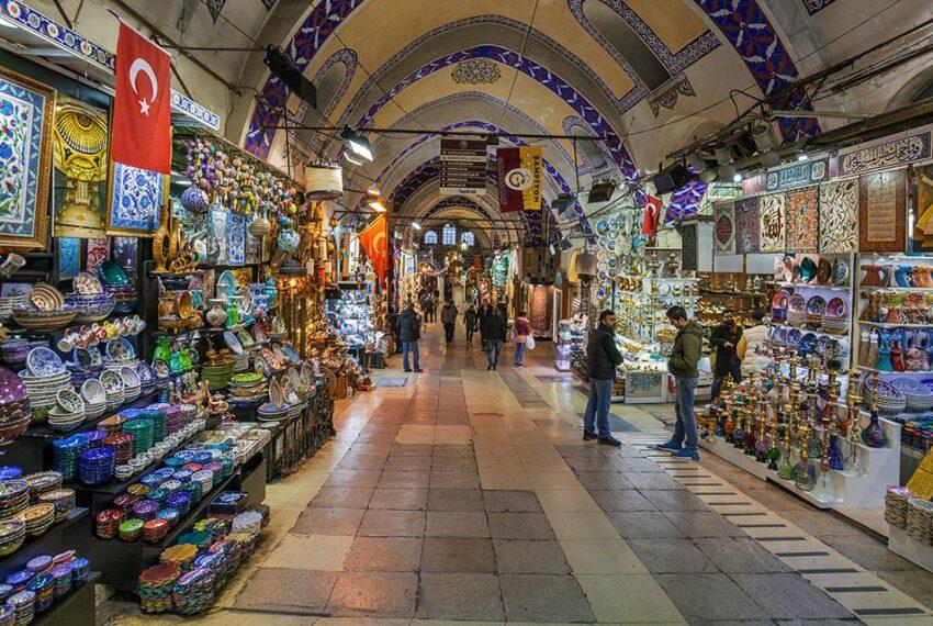 التسوق في تركيا - اسطنبول